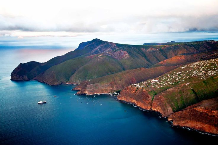 St Helena Island - South Atlantic Ocean - Heritage, nature and quaintness