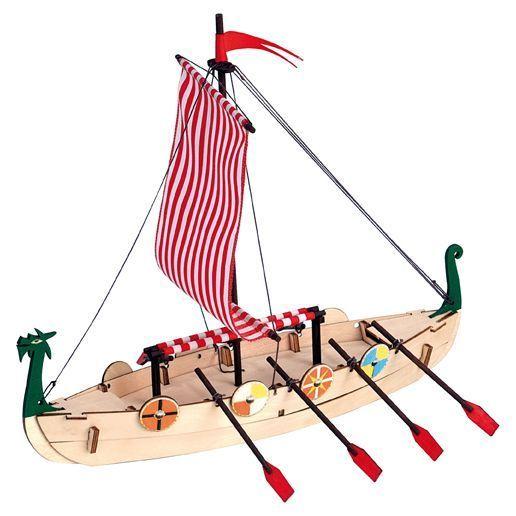 DRAKKAR - La nave vikinga // The Viking Ship