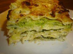 Lasagnes au chou vert frisé