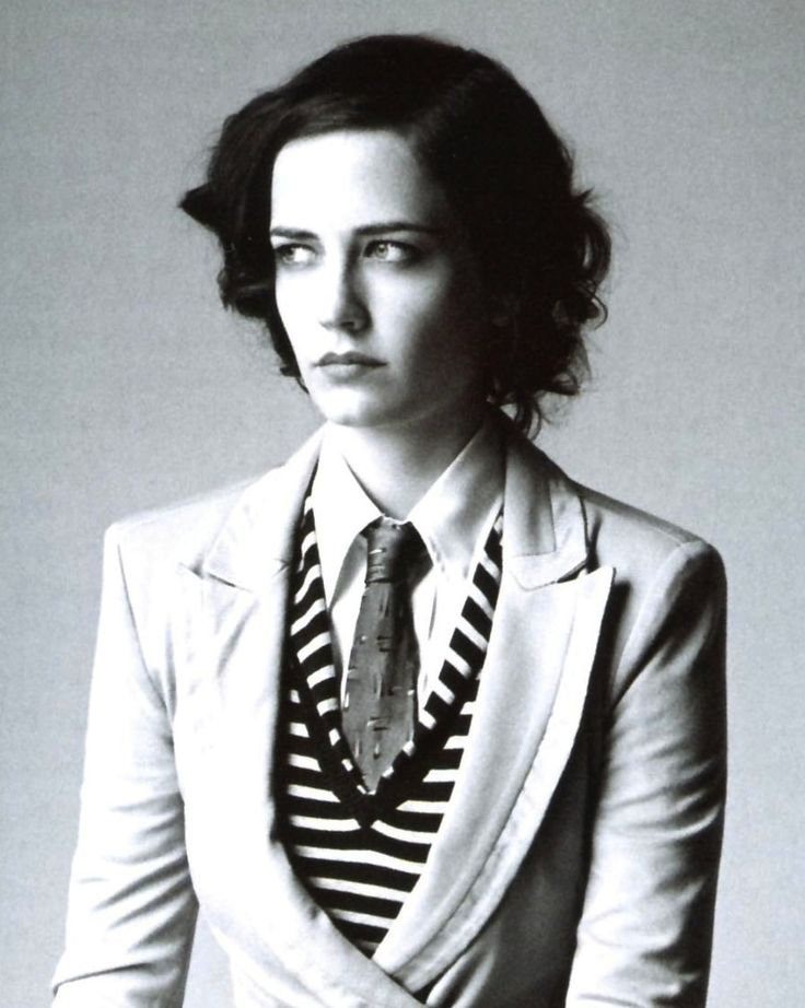 Step one to time travel: emote the attitudes and subtleties of the desired moment. Step two: bend space-time. Eva Green