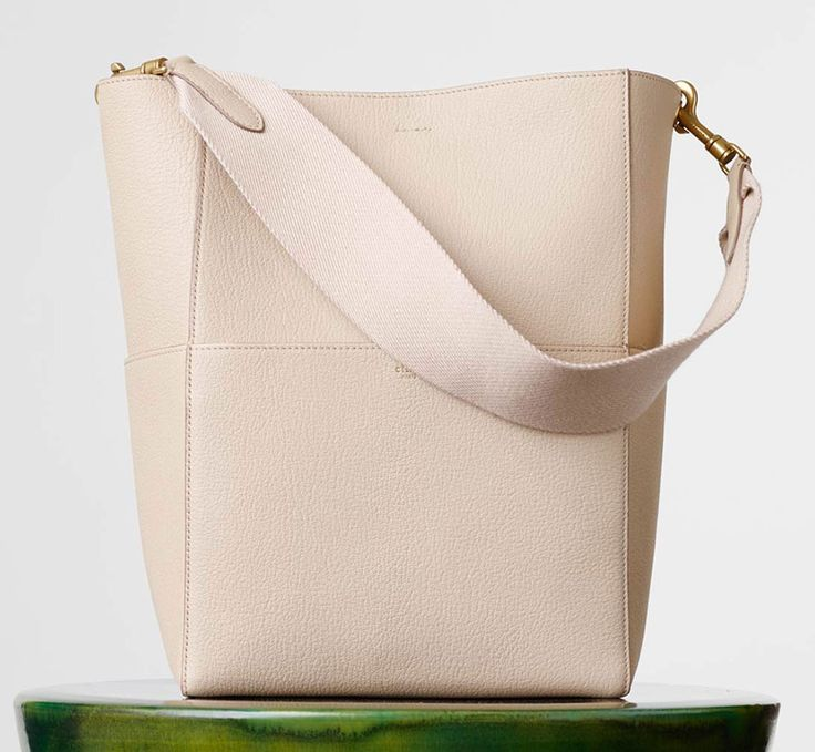 Celine-Sangle-Seau-Bag-Ivory-2550 | Bags | Pinterest | Celine and ...