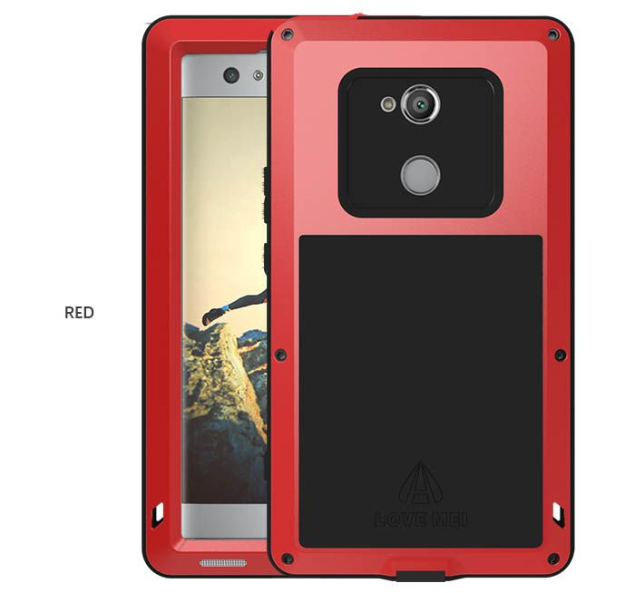 Love Mei Powerful Sony Xperia Xa2 Ultra Protective Case Sony Mobile Phones Phone Protective Cases