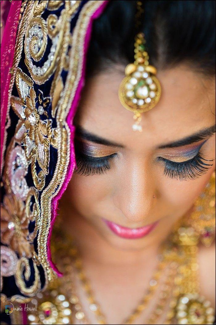 31 Fabulous Bridal Eye Makeup Looks - The Big Fat Indian Wedding