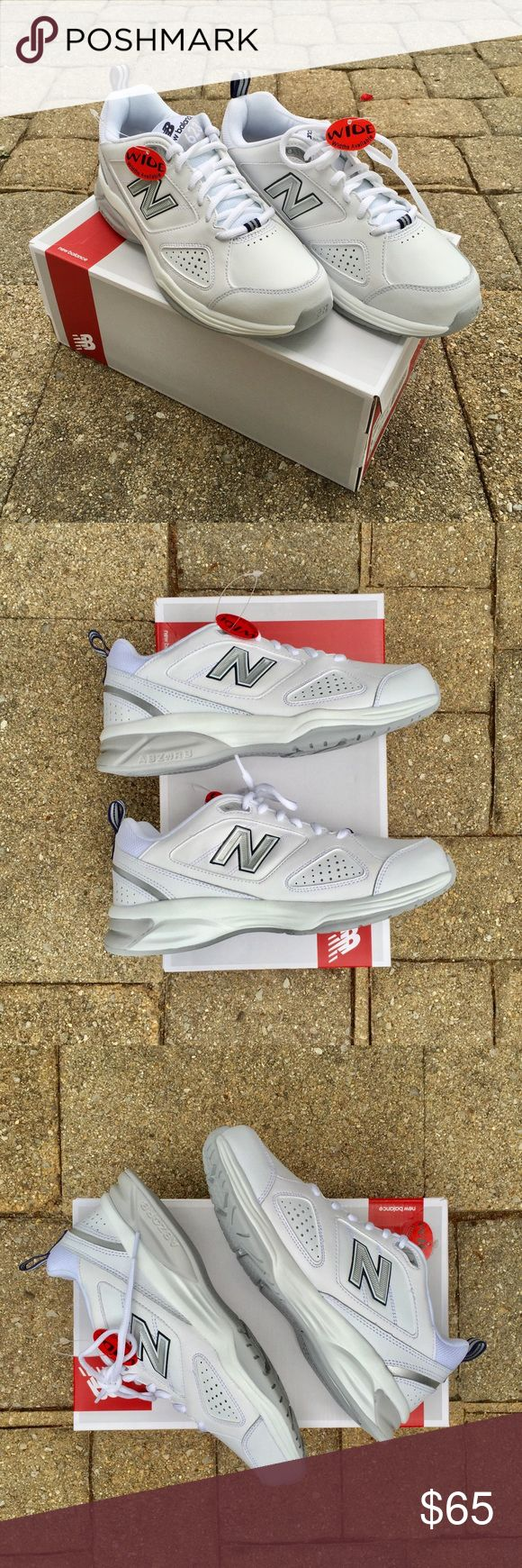 💖BNIB NEW BALANCE Women's Sz 9 [Wide] 623v3 Shoes BRAND NEW IN BOX NEW Balance Women's 623v3 Training Shoes- Size 9 Wide-Please ask questions if needed...I am a Suggested User with 5 Star Rating... 💕Purchased for my mom and she had hip surgery and cannot wear them...  🔸Due to privacy, I do not send a comment after your purchase 🔸If you need confirmation of purchase, please comment under your listing and I will reply...  🛍THANKS 〰Deb New Balance Shoes Athletic Shoes