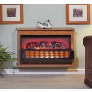 Dimplex Optima Freestanding/Wall Mounted Fuel Effect Electric Fire