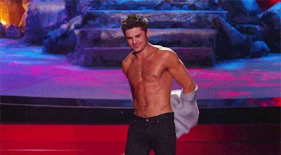 Watching Zac Efron's Shirt Get Ripped Off Is Better Than Everything Ever | MTV Movie Awards