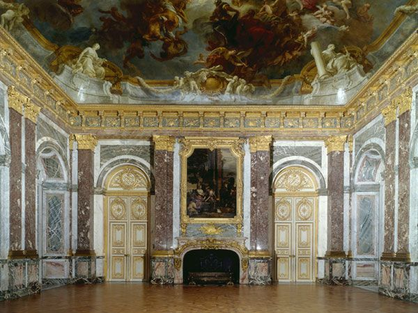 162 best images about versailles on pinterest louis xiv for Le salon in french