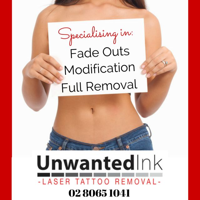 17 best images about laser tattoo removal sydney for Tattoo removal sydney