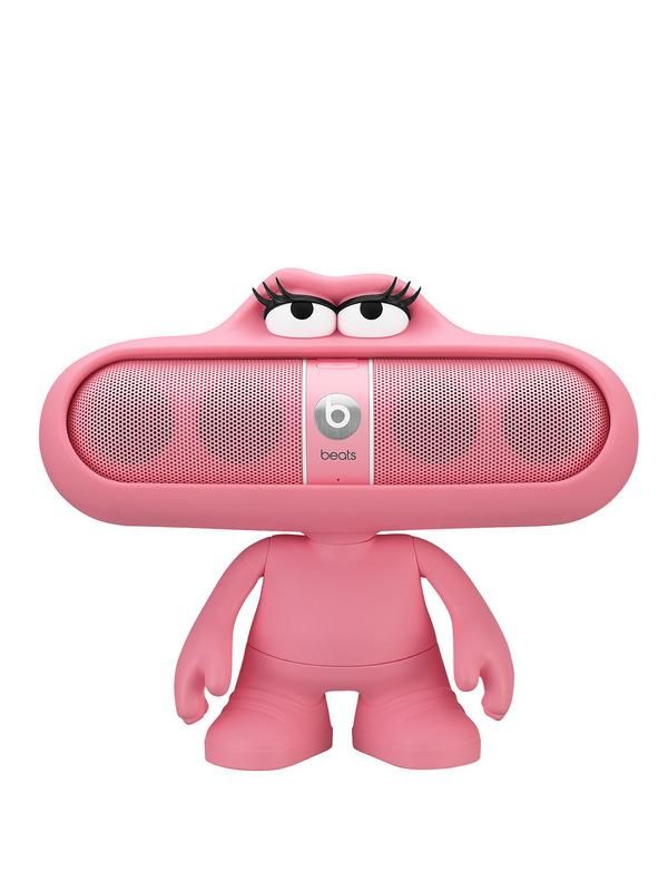Beats by Dr Dre Pill Dude Speaker Holder BTS905-00022-00 - Pink | very.co.uk