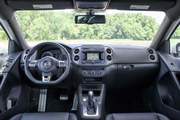 Volkswagen Tiguan 2014 Interior