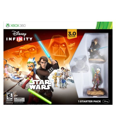 Disney INFINITY 3.0 Edition Starter Pack-360