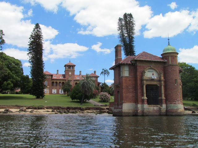 A View Of Sydney: Thomas Walker Convalescent Home