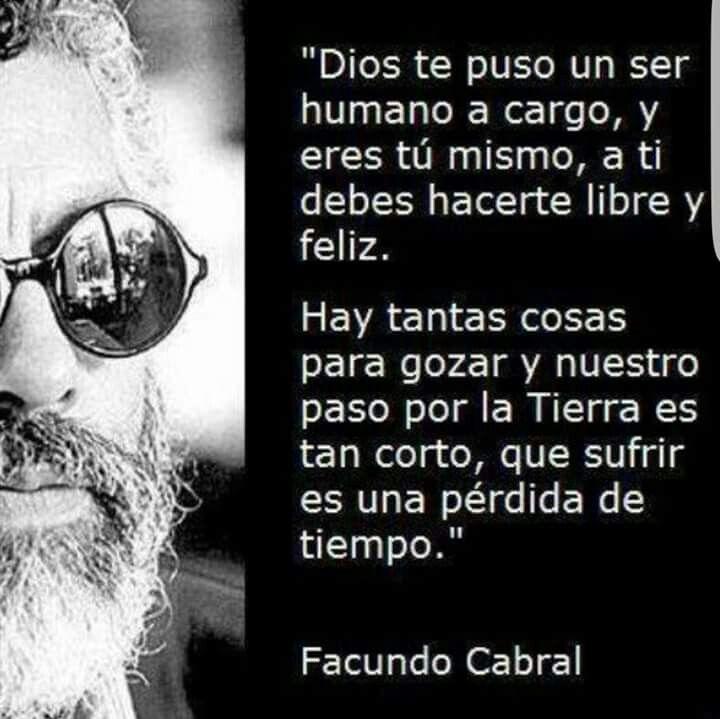 Facundo Cabral.