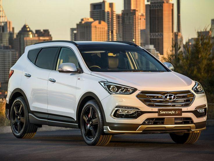 Hyundai Santa Fe - 7 Seater SUV - Hyundai Australia