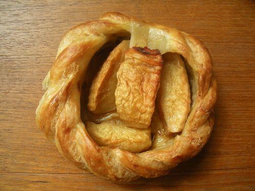 Tartelette aux pommes = je dévore!