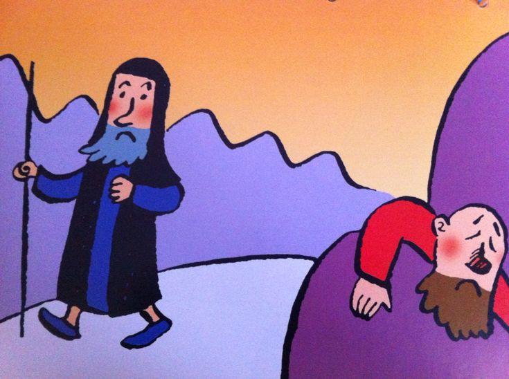 De barmhartige Samaritaan (4)