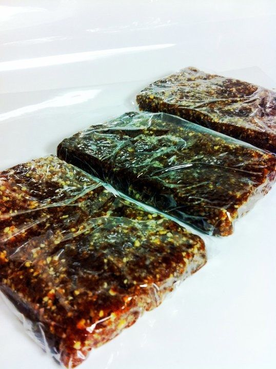 Healthy Eatmore Protein Bars! IF you ever loved Eatmore bars--- this is your healthy replacement. Heaven. :)