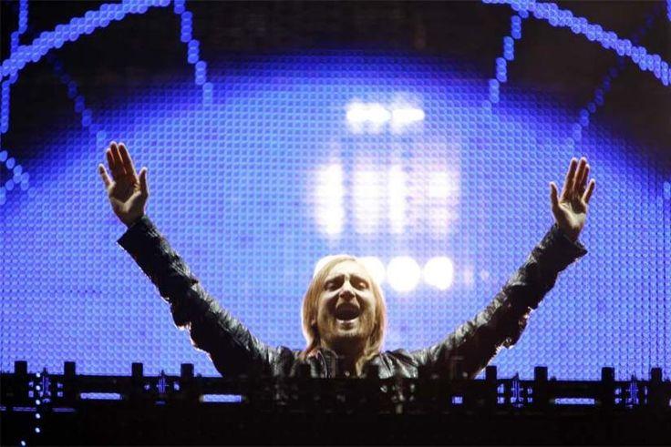 "Cancelan un concierto de David Guetta en India por peligro de ""acoso masivo"""