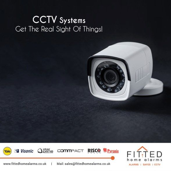Cctv Systems Get The Reatl Sight Of Things Home Security Systems Security Cameras For Home Home Security