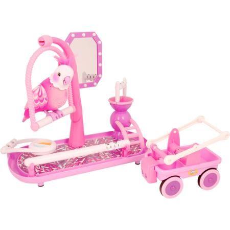 J's top choice for Christmas. Moose Toys Little Live Pets Season 3 Clever Keet, Pink - Walmart.com