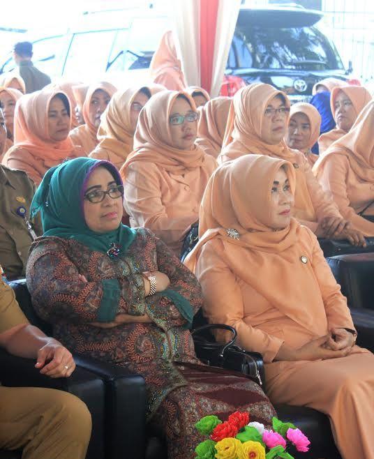 Hj. Rahima  Berharap BKOW Berperan Sukseskan Jambi Tuntas