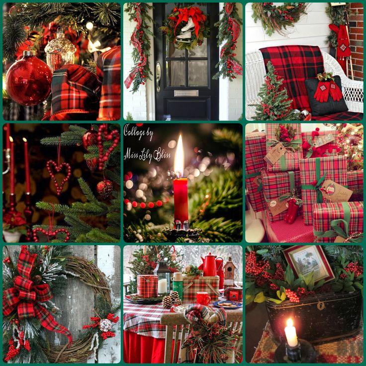 #christmasplaid