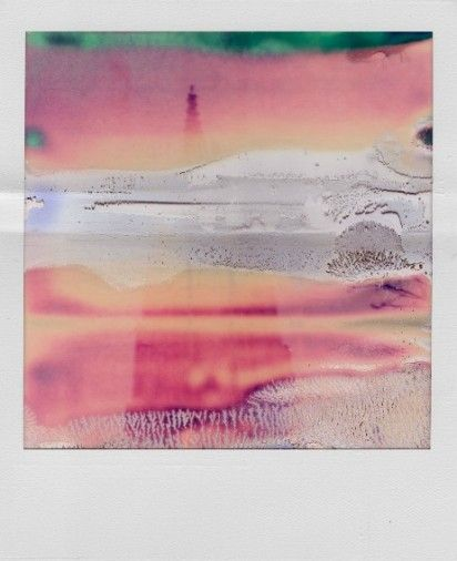 After purchasing a Polaroid camera at a yard sale and finding that it took flawed photos, William Miller gathered them and displayed them as art. Amazing series!: Inspiration, Abstract Art, Color, Camera, Ruins Polaroid, Polaroid Art, Photography, Williams Miller, Miller Ruins