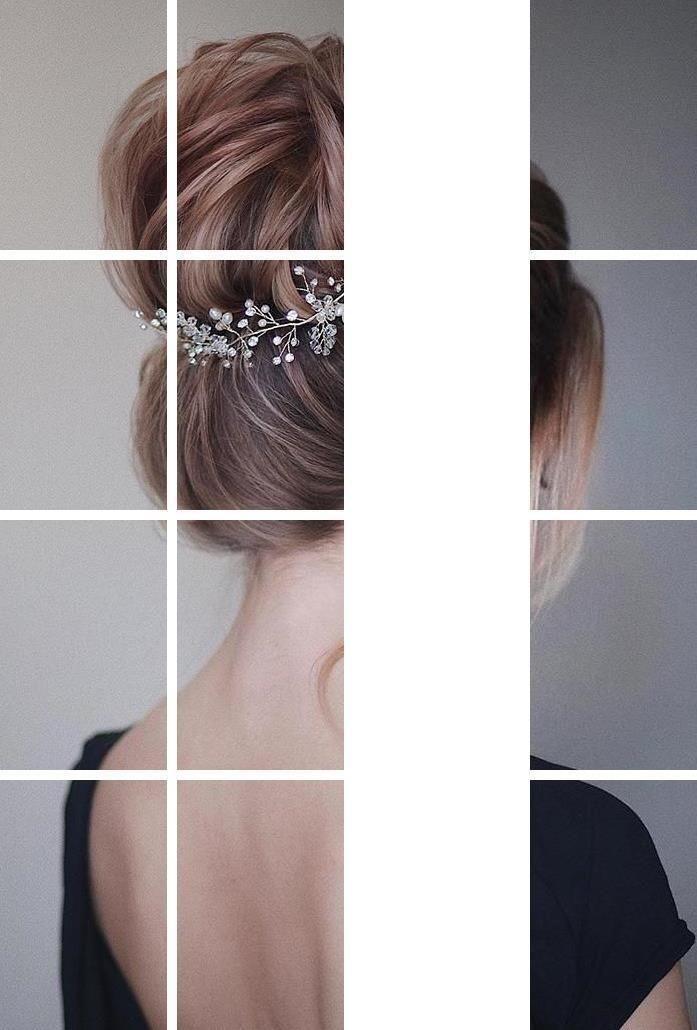 Elegant Updos | Easy Formal Updos For Medium Hair | Elegant Evening Hairstyles
