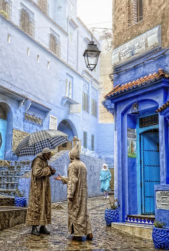 For as long as I can remember I have wanted to go to Morocco particularly Chefchaouen