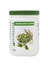 Nutrilite® All Plant Protein Powder visit www.amway.com/TaylorDiazmercado to get up to 20% off! Message me for details :)