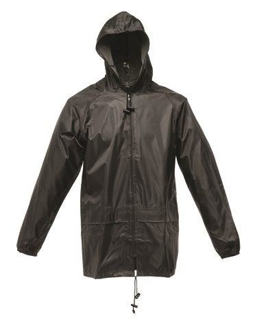 Regatta Stormbreak Jacket is the perfect companion for wetter weather, with a wind and waterproof fabric and taped seams to offer excellent protection from the elements. This jacket features an attached hood, with a drawcord adjustment.