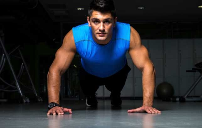 4 Pushup Mistakes You Don't Know You're Making