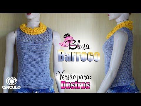 [Versão Destro] Blusa Barroco | BYA FERREIRA