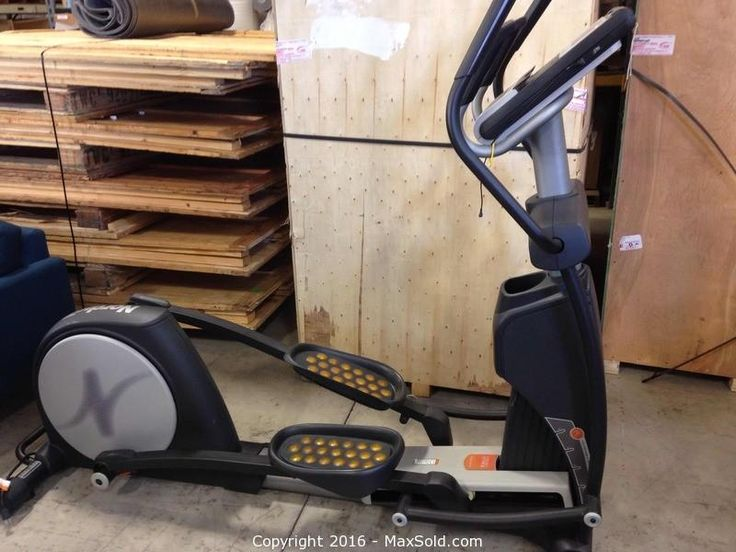 Elliptical sold on MaxSold for $185
