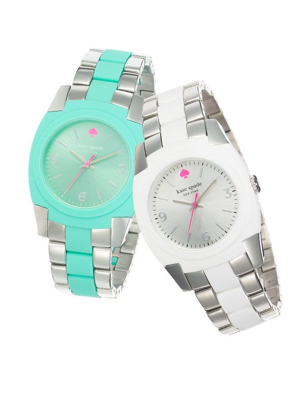 Kate Spade sporty watches. #mothersday