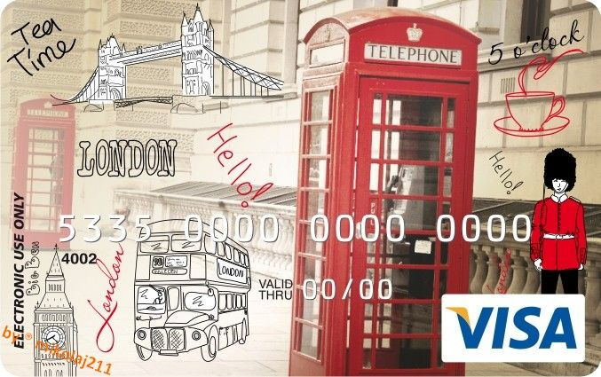 Product Description Accepted in worldwide and online. Perfect for PayPal mBank – a prepaid card for everyday use VISA PREPAID GBP mBank BRE BANK PREPAID VISA Credit Card GBP mBank BRE  VISA PREPAID CARD GBP 07/2016 Basic information on the card Limits Limits (for cards issued from 07.2014) The limit of a single POS transaction 800 GBP Daily cash withdrawals limit at an ATM 130 GBP Maximum top up in one calendar year 2 000 GBP Maximum Balance on card at one time 2 000 GBP