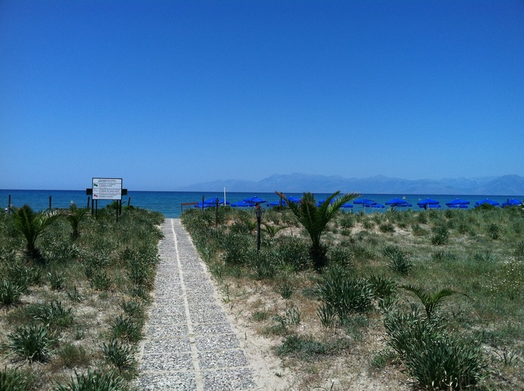 Acharavi, Corfu, Greece
