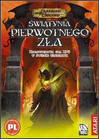 Okładka Greyhawk: The Temple of Elemental Evil (PC)