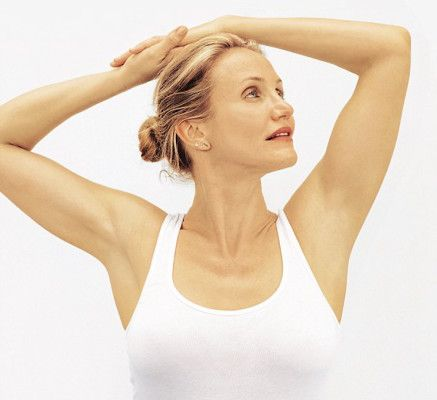 Cameron Diaz is on a mission to change the way we age