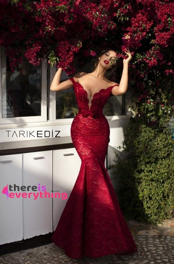 Tarik Ediz 2019 Evening Dresses  BridalElegance  Dresses   eveningdresses2019  Luxury  Prom  romanticeveningdresses   sexyeveningdresses  TarikEdiz   ... 68311d477b66