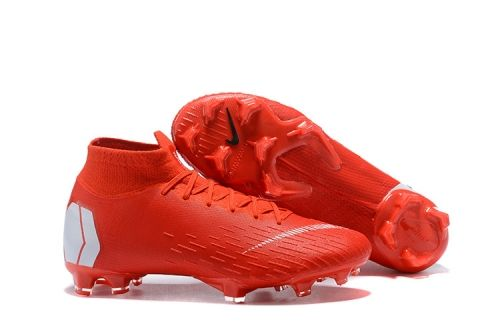 huge discount 5b77b 76e88 Nike Mercurial Superfly VI 360 Academy Elite FG Red ...