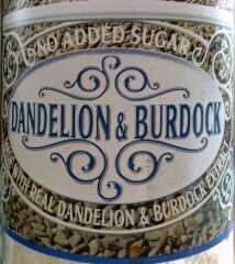 Dandelion and Burdock