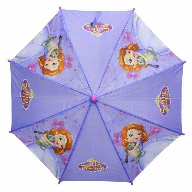 Princesse Sofia Disney parapluie Sofia et son lapin