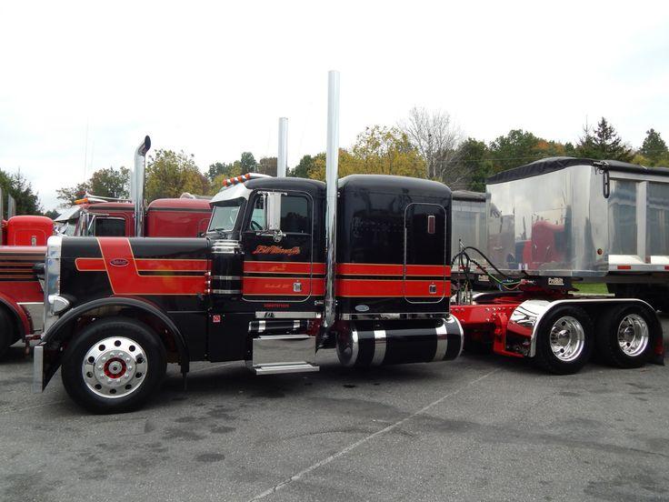 Big Rig Fenders : Best full fenders images on pinterest semi trucks big