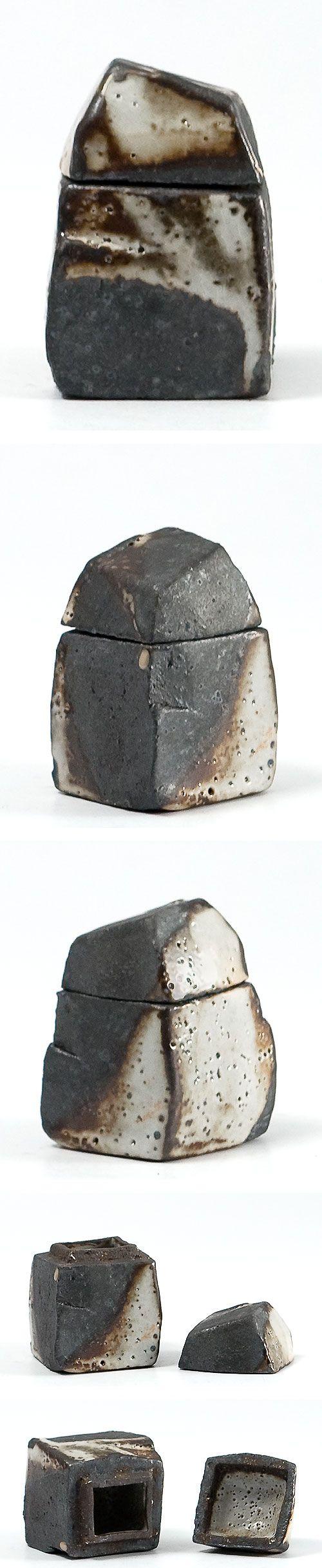 Lisa Hammond. I like the crude heavy pots.