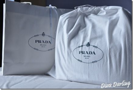 Diva Darling ~Unique with Style~: The White Prada