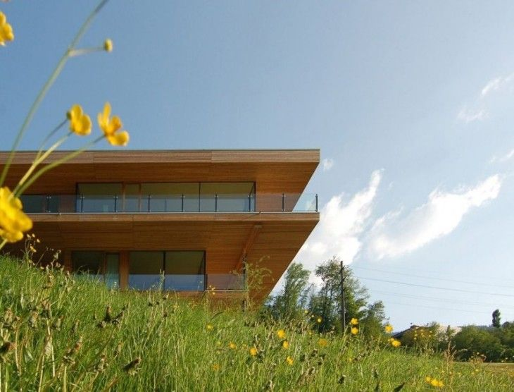 10 best Nature View Wooden Lake Home Design by KM Architecture ...