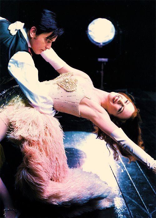 "Nicole Kidman and Ewan McGregor in ""Moulin Rouge"" (2001). COUNTRY: Australia. DIRECTOR: Baz Luhrmann."