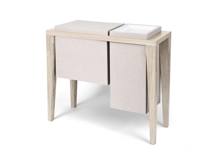 Cabinet Tectonic x2, limited edition with pine frame. www.bixbit.com