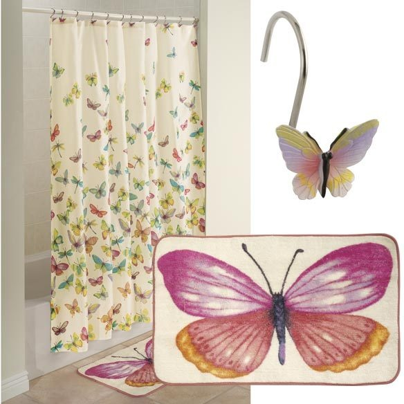 103 Best Bath And Shower Curtains Images On Pinterest